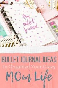 bullet planner ideas